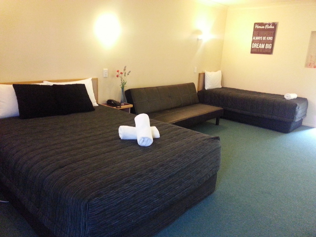 New Castle Motor Lodge Deluxe Studio Unit Image 2
